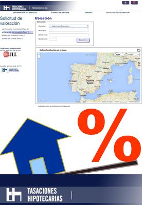 Empresa Tasaciones Hipotecarias.
